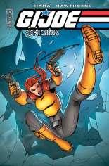 G.I. Joe Origins (2009-2011) #4 Variant A