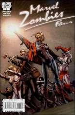 Marvel Zombies 4 (2009) #3 Variant B: 80's Decade Variant