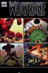 Wolverine (2003-2009) #73 Variant C: 2nd Printing