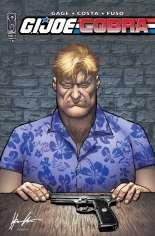 G.I. Joe: Cobra (2009) #4 Variant A
