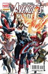 Avengers/Invaders (2008-2009) #12 Variant A