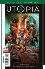 Dark Avengers/Uncanny X-Men: Utopia #1 Variant A