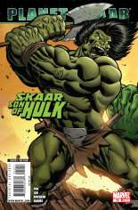 Skaar: Son of Hulk (2008-2009) #12 Variant A: Skaar Cover