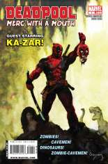Deadpool: Merc With a Mouth (2009-2010) #1 Variant A
