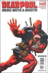 Deadpool: Merc With a Mouth (2009-2010) #1 Variant B: 1:12 Variant