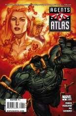 Agents of Atlas (2009) #8