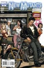 New Mutants (2009-2012) #3 Variant C: 50's Variant