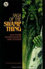 Saga of the Swamp Thing (1982-1984) #TP Vol 1 Variant C: New Printing