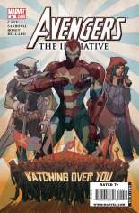 Avengers: The Initiative (2007-2010) #26