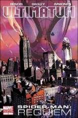 Ultimatum: Spider-Man - Requiem (2009) #1 Variant B: 2nd Printing
