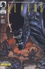 Aliens/Predator (2009) #One-Shot Variant B: Free Comic Book Day 2009; Aliens Day Edition