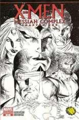 X-Men: Messiah CompleX (2007) #One-Shot Variant E: Wizard World Texas Sketch Exclusive