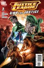 Justice League: Cry for Justice #2 Variant A