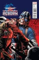 Captain America: Reborn (2009-2010) #2 Variant A