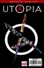 Dark Avengers/Uncanny X-Men: Utopia #1 Variant D: 2nd Printing