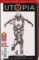 Dark Avengers/Uncanny X-Men: Utopia #1 Variant E: San Diego Comicon Previews Exclusive