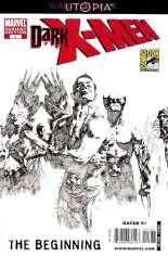 Dark X-Men: The Beginning #1 Variant C: San Diego Comicon Exclusive