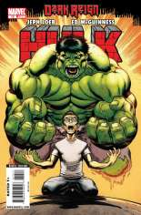 Hulk (2008-2012) #13 Variant A: Hulk stories continued in Incredible Hulk #600.  Red Hulk stories continued in next issue.