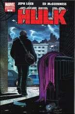 Hulk (2008-2012) #13 Variant B: 1:15 Variant; Hulk stories continued in Incredible Hulk #600.  Red Hulk stories continued in next issue.