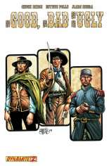Good, the Bad and the Ugly #2 Variant B