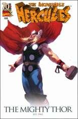 Incredible Hercules (2008-2010) #132 Variant B: 70th Anniversary Cover
