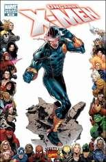Uncanny X-Men (1963-2011) #514 Variant D: 70th Anniversary Frame Cover