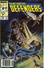 Defenders (1972-1986) #146 Variant A: Newsstand Edition