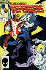 Defenders (1972-1986) #131 Variant B: Direct Edition