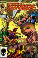 Defenders (1972-1986) #132 Variant B: Direct Edition