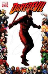 Daredevil (1998-2011) #500 Variant E: 70th Anniversary Frame Cover