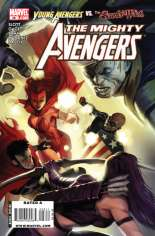 Mighty Avengers (2007-2010) #28 Variant A