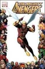 Mighty Avengers (2007-2010) #28 Variant B: 70th Anniversary Frame Variant