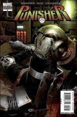 Punisher (2009-2010) #8 Variant C: Rest in Pieces Variant