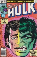 Incredible Hulk (1968-1999) #241 Variant A: Newsstand Edition