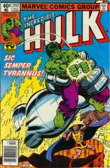 Incredible Hulk (1968-1999) #242 Variant A: Newsstand Edition