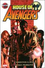 House of M: Avengers #TP