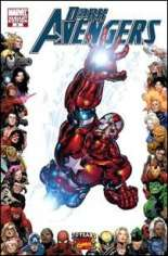 Dark Avengers (2009-2010) #8 Variant C: 70th Anniversary Frame Cover
