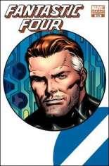 Fantastic Four (1998-2011) #570 Variant B: 1:4 Variant