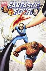 Fantastic Four (1998-2011) #570 Variant C: 1:20 Variant