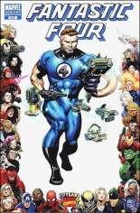 Fantastic Four (1998-2011) #570 Variant E: 70th Anniversary Frame Variant