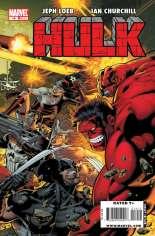 Hulk (2008-2012) #14 Variant B: Direct Edition