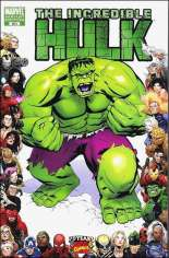 Incredible Hulk (2009-2010) #601 Variant C: 70th Anniversary Frame Cover