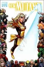 New Mutants (2009-2012) #4 Variant C: 70th Anniversary Frame Variant