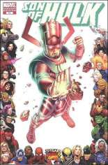 Son of Hulk (2009-2010) #14 Variant B: 70th Anniversary Frame Variant