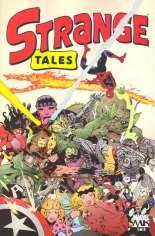 Strange Tales (2009-2010) #1 Variant A