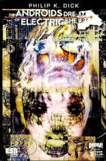 Do Androids Dream of Electric Sheep? (2009-2011) #3 Variant A