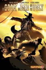 Good, the Bad and the Ugly #3 Variant A