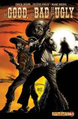 Good, the Bad and the Ugly #3 Variant B