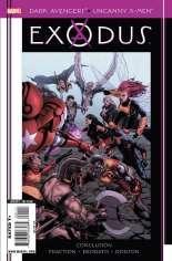 Dark Avengers/Uncanny X-Men: Exodus #1 Variant A