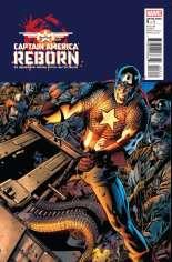 Captain America: Reborn (2009-2010) #3 Variant A